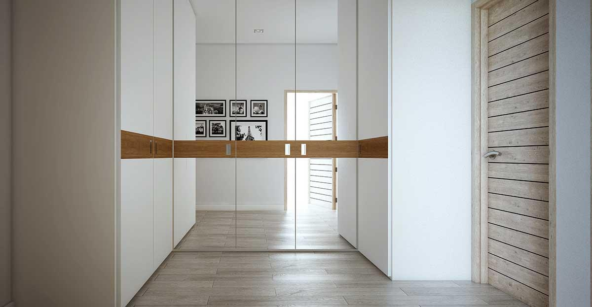 Bespoke Walk in Wardrobe in Berkshire